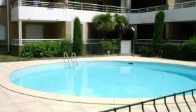 Appartement mit Pool in Carcassonne