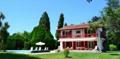 For sale by owner: Basque villa with pool in idyllic village near Biarritz