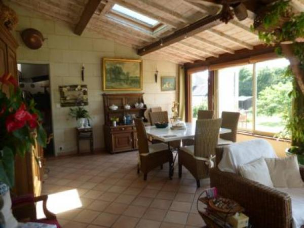 Beautiful fully renovated house for sale in touristic village in North of France