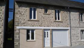 House completely renovated, in the Limousin region