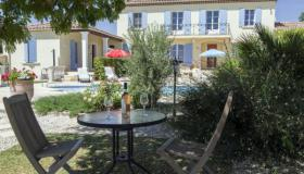 Immaculate  Modern Bastide With Rental Villa