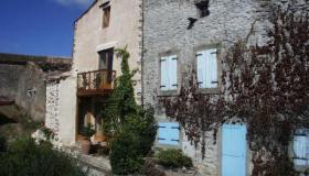 Recently fully renovated house with magnificent view in the heart of the land of the Cathars