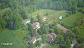 Home with pool + 4 income producing cottages on 4 acres